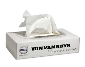 Standard Printed tissue box