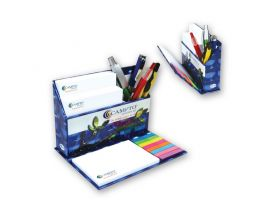 Combi Box with penholder